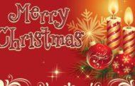 Vacanze di Natale e gli auguri del Dirigente Scolastico
