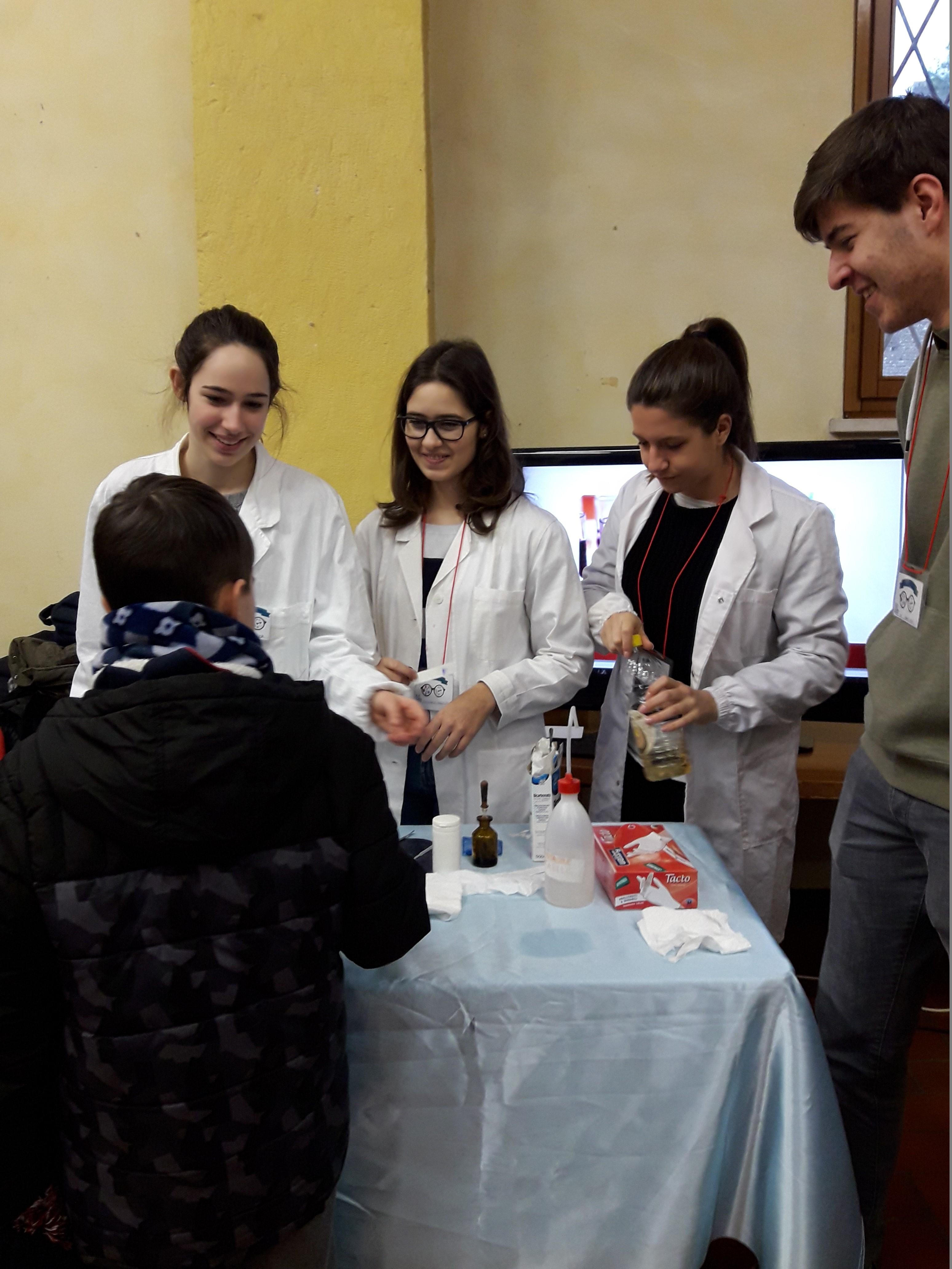 Laboratori scientifici