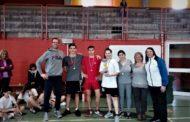 Vittoria provinciale Badminton