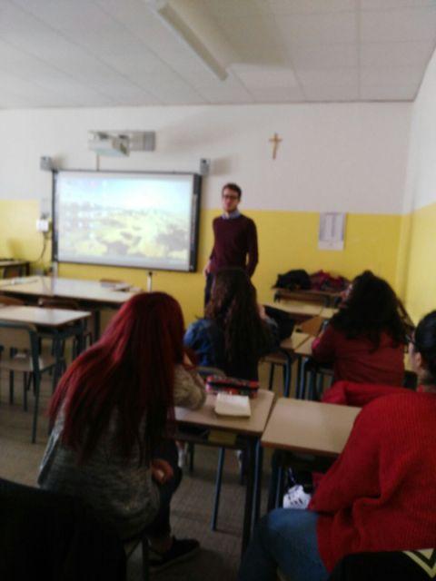 Lezione del Dott. Luca Burzelli, ex studente Medi, Dottorato di Ricerca in Filosofia presso la Scuola Normale di Pisa