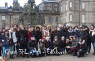 3^ HL e 4^ H a Edinburgh
