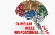 I finalisti del Medi alla Fase Nazionale Olimpiadi Neuroscienze a Catania