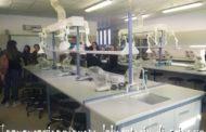 Nuovo laboratorio di scienze