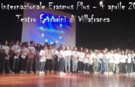 Evento internazionale Erasmus+ del Liceo Medi - Teatro Ferrarini