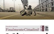 Ciclo di incontri 13-15-27 novembre per riflettere sul tema Umanità in cammino - Migranti - Finalmente Cittadini