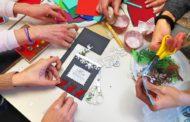 Laboratorio natalizio per un Natale di Solidarietà al Liceo Medi