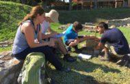 Progetto Archeologia con l'Università di Verona