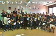 Incontro con la scrittrice Giuliana Facchini: classi 1M e 2A