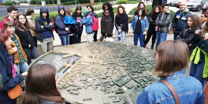 Progetto Archeologia: Rete dei Licei per l'Archeologia