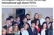 Cerimonia di consegna diplomi IGCSE Cambridge International - Congratulazioni a tutti gli studenti!