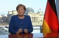 Discorso alla nazione di Angela Merkel - Progetto di traduzione del discorso originale a cura delle classi 5D e 5E