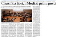 Risultati Eduscopio 2020 - Liceo Medi ai primi posti!