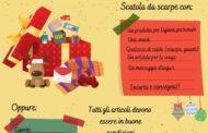 SOLIDARIETA' AL MEDI – Scatole di Natale per le persone senza dimora - raccolta dal 12 al 21 dicembre
