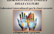 Giornata delle Lingue e delle Culture al Liceo Medi: 1 giugno 2021!